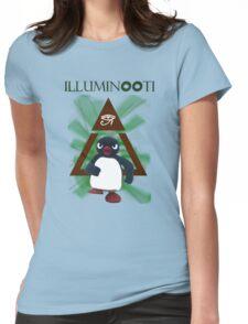 Illuminooty Womens Fitted T-Shirt