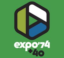 Expo '74 + 40 by Urso Chappell