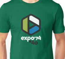 Expo '74 + 40 Unisex T-Shirt