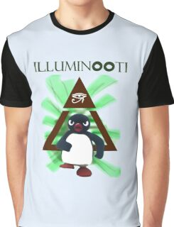 Illuminooty Graphic T-Shirt