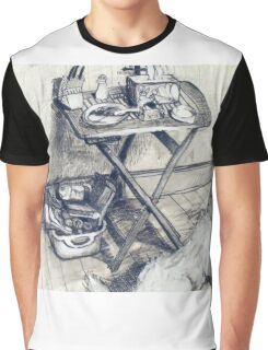 'Recycling' with Steinberg Graphic T-Shirt