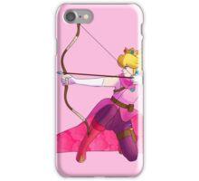 Archer Peach iPhone Case/Skin