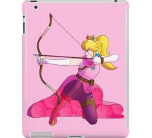 Archer Peach iPad Case/Skin