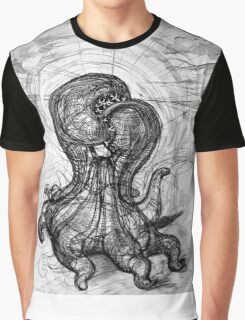 Singularity Sculpture Graphic T-Shirt