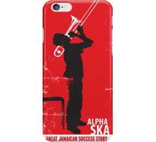 Alpha Ska iPhone Case/Skin