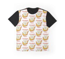 Thwomping Time-aka The Angry Triscuit Graphic T-Shirt