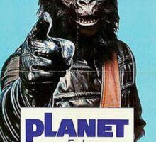 Go Ape  Sticker
