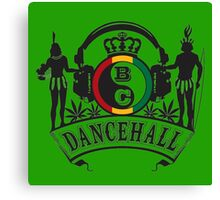 Dancehall Canvas Print