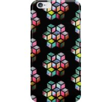Suminagashi Geometry iPhone Case/Skin