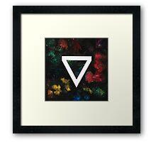 Universe 301 Framed Print