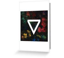 Universe 301 Greeting Card