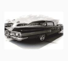 1960 Chevy Impala by Linda Bianic