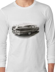 1960 Chevy Impala Long Sleeve T-Shirt
