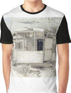51 White Street Rental.  Graphic T-Shirt