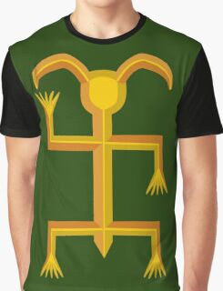 Horned Stonerine #1 Graphic T-Shirt