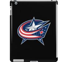 NHL Columbus Blue jacket iPad Case/Skin