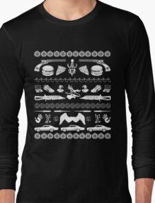 SUPERNATURAL HOLIDAY Long Sleeve T-Shirt