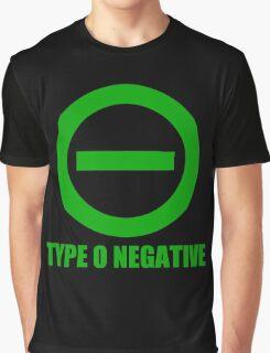 TYPE O NEGATIVE Graphic T-Shirt