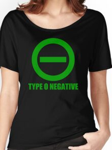 TYPE O NEGATIVE Women's Relaxed Fit T-Shirt