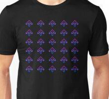 DDR arrows Unisex T-Shirt