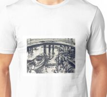 Under the Bridge, Mordialloc Creek Unisex T-Shirt