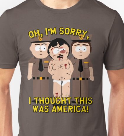 South Park Randy Marsh Unisex T-Shirt
