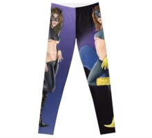 Catty-Batty Combo Leggings