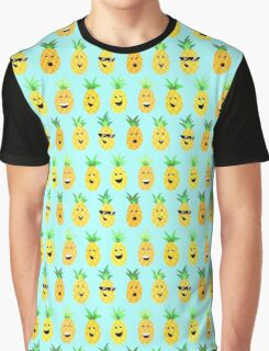 Pineapple People Graphic T-Shirt