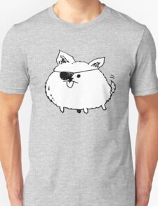 """Arp"" eyepatch dog Unisex T-Shirt"