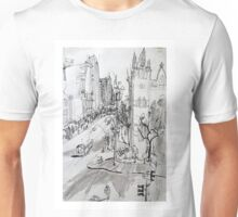 St Pauls Cathedral, Melbourne Unisex T-Shirt