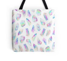 Aura Polygons Tote Bag