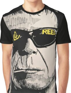 LOU REED Graphic T-Shirt