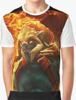 Dota 2 Husk Graphic T-Shirt