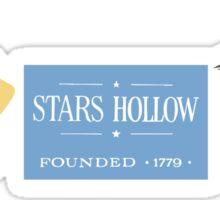 Stars Hollow - Gilmore Girls Sticker
