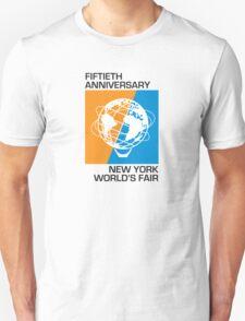 New York World's Fair - Fiftieth Anniversary Unisex T-Shirt
