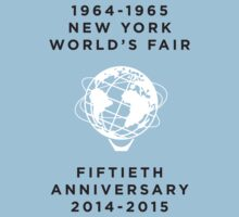 1964-1965 New York World's Fair 50th Anniversary by Urso Chappell