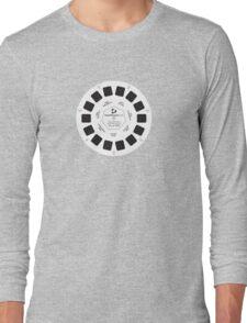 ExpoMuseum.com Stereo Reel Long Sleeve T-Shirt