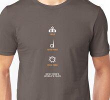New York's World's Fairs Unisex T-Shirt
