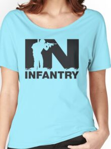 Army Infantry Women's Relaxed Fit T-Shirt