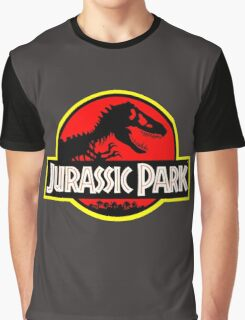 Vintage Style Jurassic Graphic T-Shirt