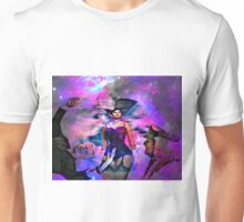 Allegory of one night love and peace 012 20 09 2015 Unisex T-Shirt