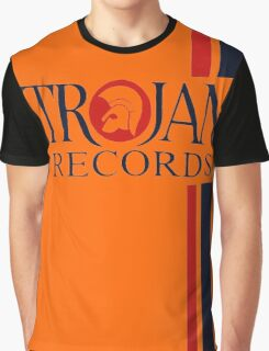 Trojan Records  Graphic T-Shirt