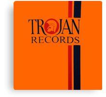Trojan Records  Canvas Print