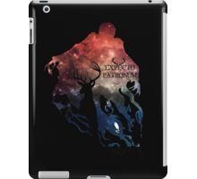 Expecto patronum Nebula  iPad Case/Skin