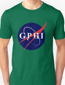 gphi outta this world Unisex T-Shirt