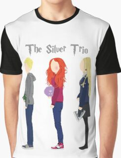 The Silver Trio Graphic T-Shirt