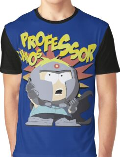 South Park Professor Chaos Graphic T-Shirt