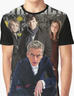 Wholock Graphic T-Shirt
