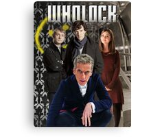 Wholock Canvas Print