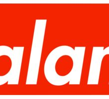 Salpreme Sticker